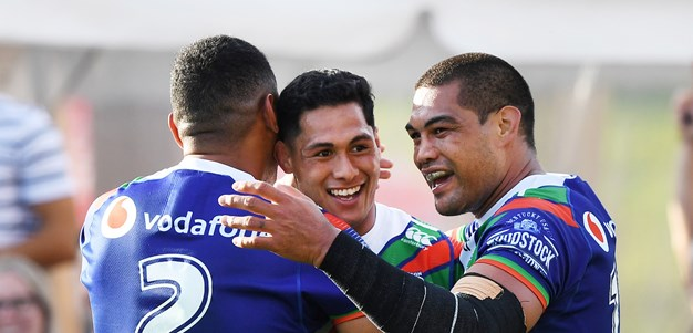 Four Vodafone Warriors in Test team