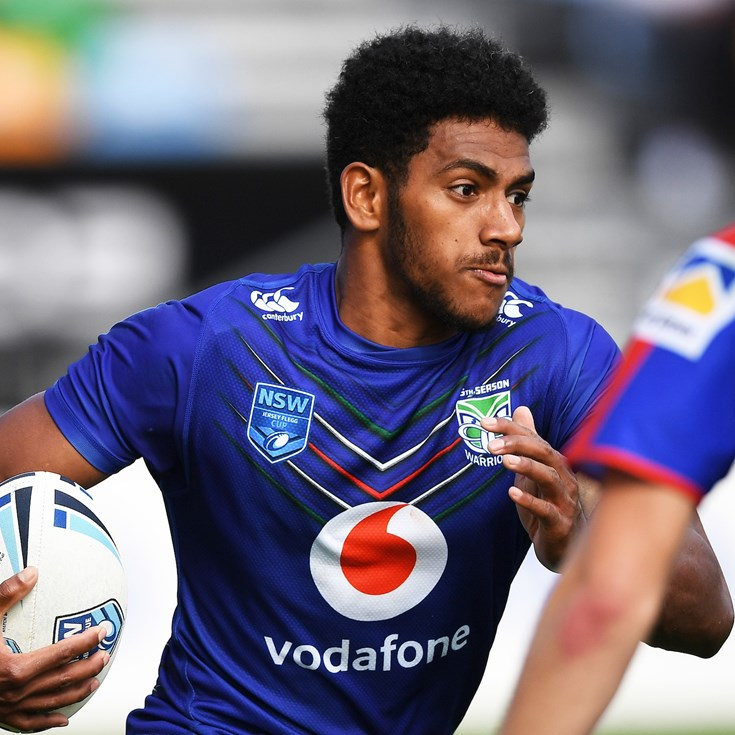 Another road win for Vodafone Junior Warriors