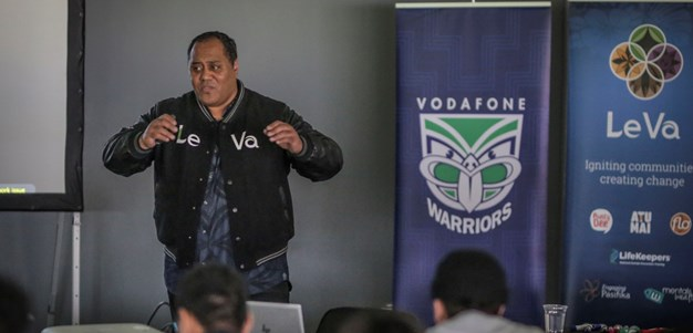 Vodafone Warriors and Le Va reaching out to clubs