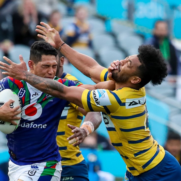 In pictures: Top shots from Vodafone Warriors' season