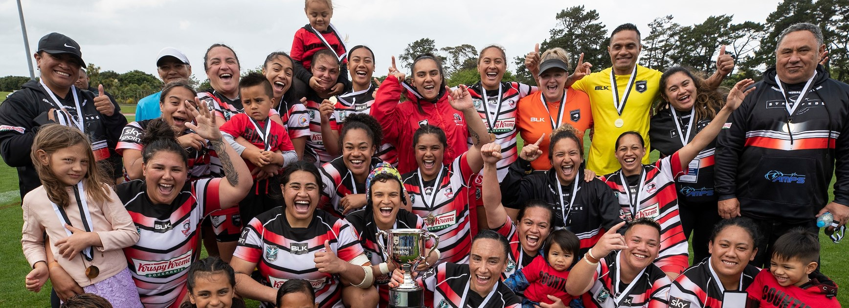 No stopping Counties-Manukau Stingrays