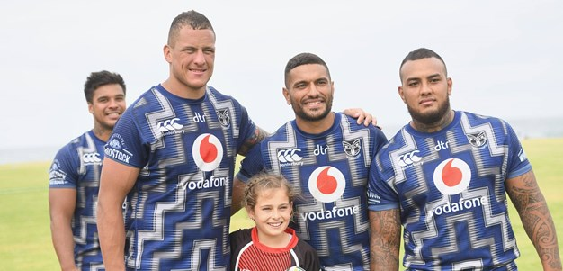 Vodafone Warriors' sacrifices key to luring recruits