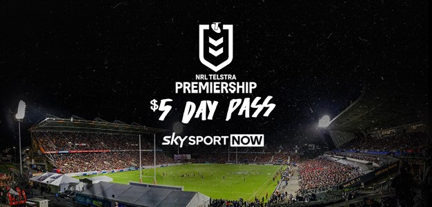 Sky Sport Live $5 Day Pass