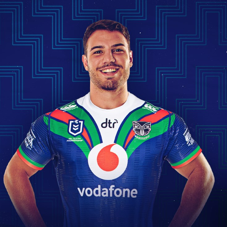 Vodafone Warriors sign Bronco O'Sullivan