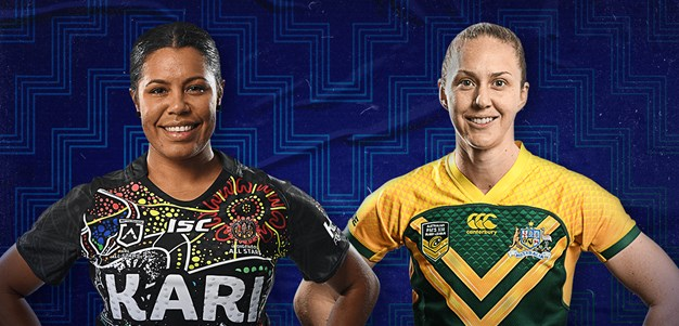 New-look Warriors side for NRLW season opener