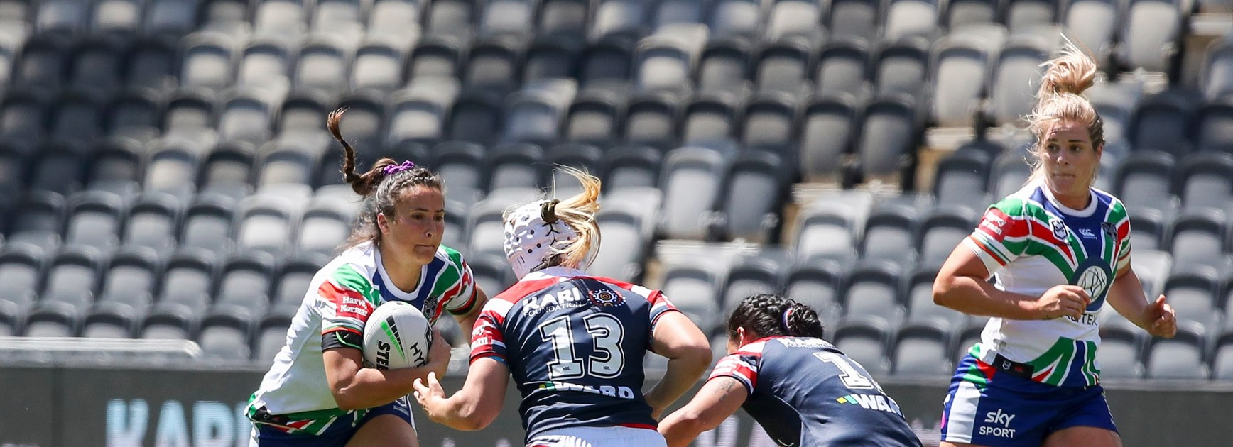 Defensive effort shows Roosters they're ready for Broncos