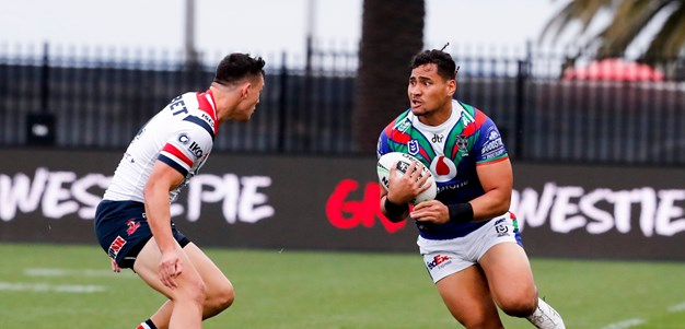 Vodafone Warriors duo locked out in lockdown