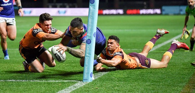 Two stunners among NRL's top tries in 2020 season