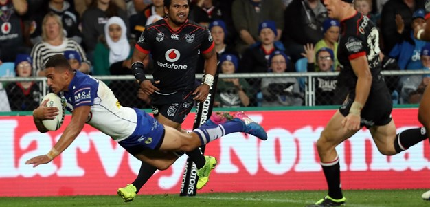 Montoya brings Fijian-Chilean touch to Vodafone Warriors