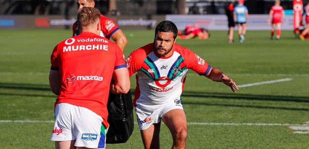 Hiku moves to fullback