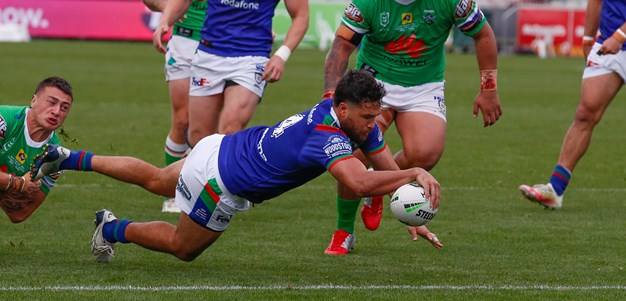 Hiku snares double in defeat in Canberra