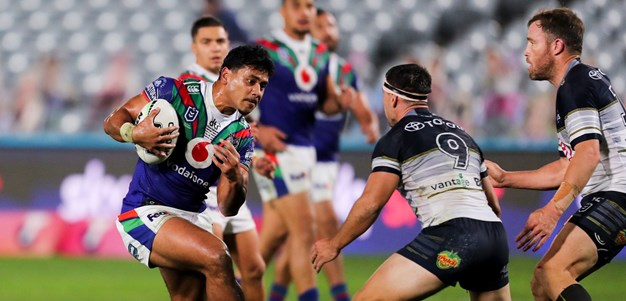 Two Vodafone Warriors facing charges