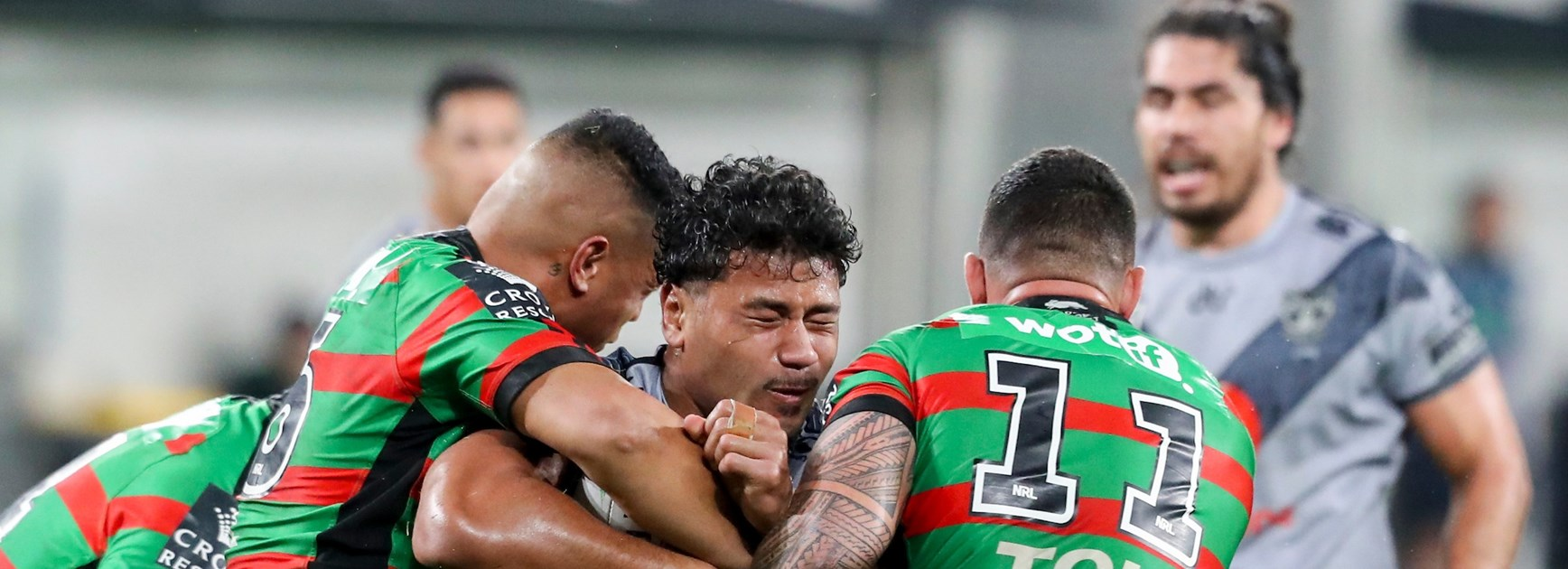 Mitchell, Walker lead Rabbitohs to big win over Warriors