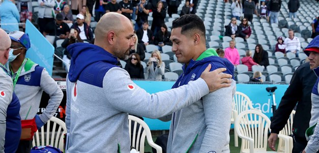 Payten reflects on time at Vodafone Warriors