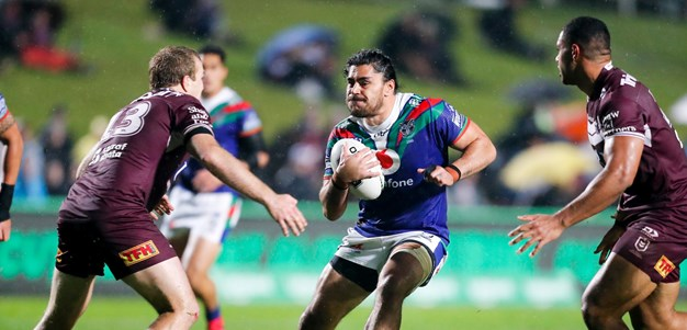 Harris shares NRL's hard earned accolade