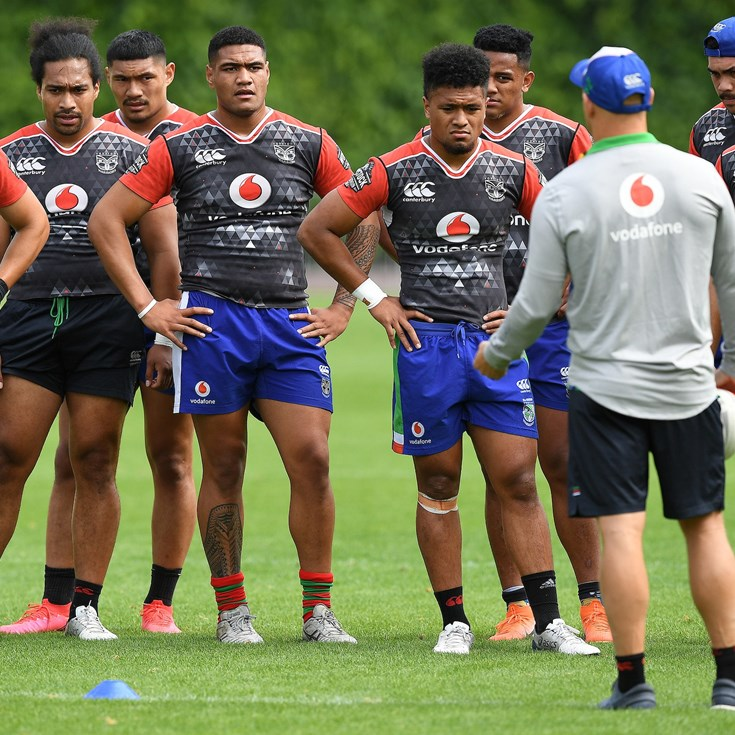 In pictures: Preseason 2021 begins