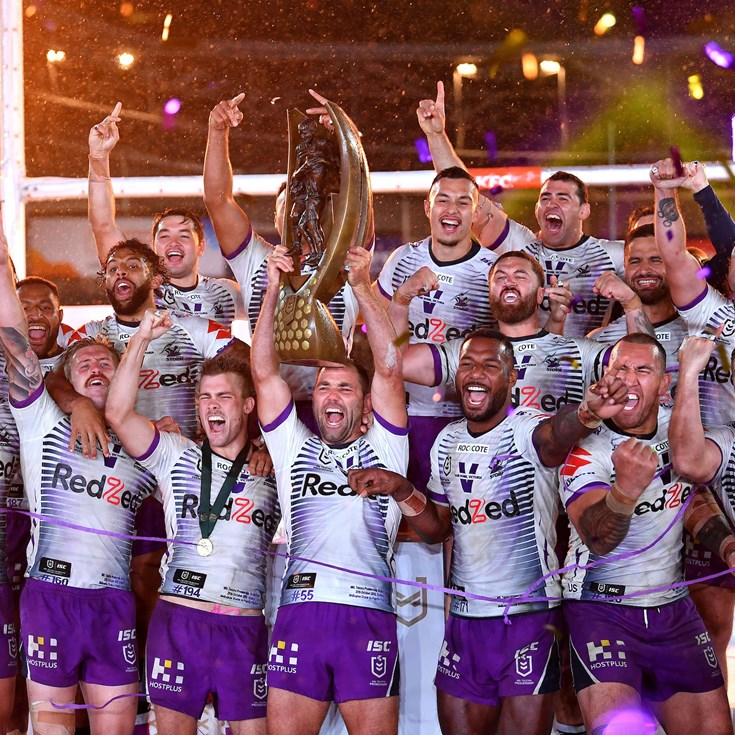 Experience paves way for Storm's grand final win