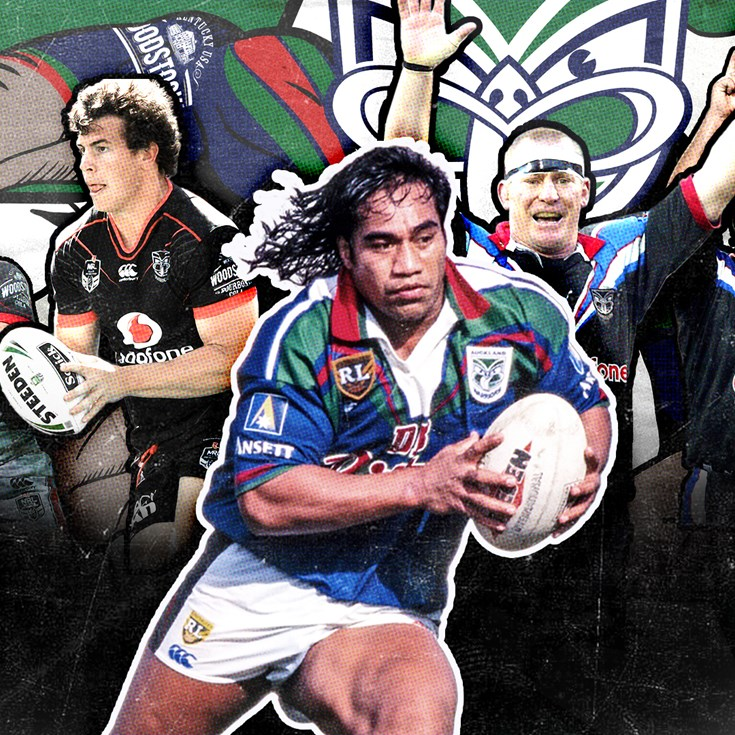 Warriors Cult Heroes unveiled