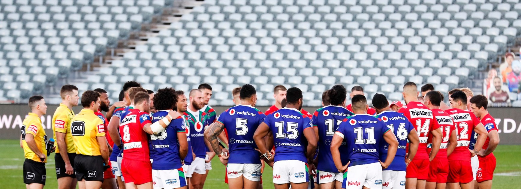 Kearney's pride after Warriors' sacrifice