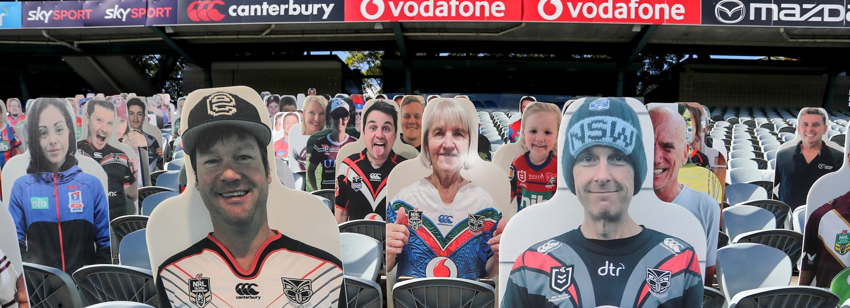Small groups of fans allowed back for Round 5 NRL games