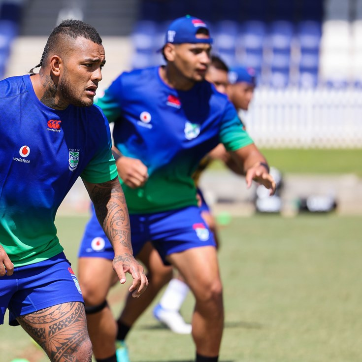 Beefed up Vodafone Warriors top scales for 2021