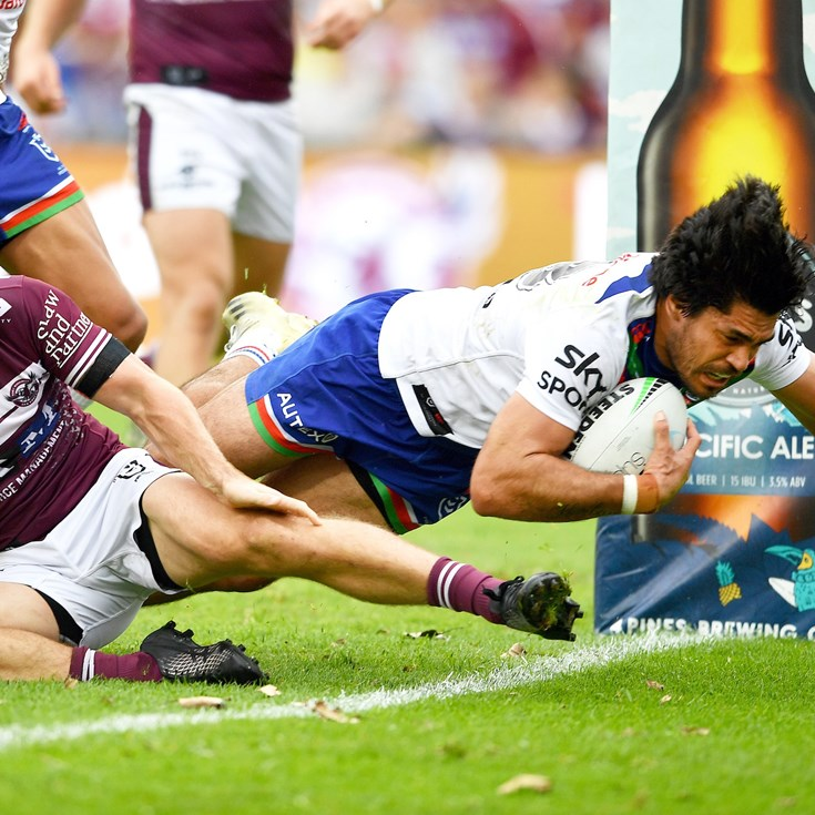 Relive every try from NRL's ninth round contests