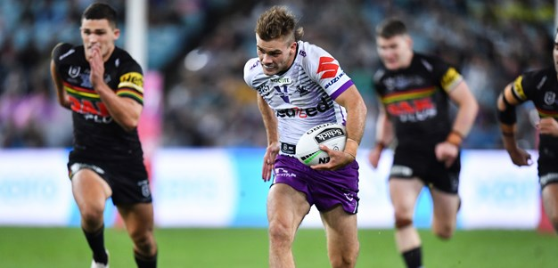 Papenhuyzen out of Storm side for Anzac clash