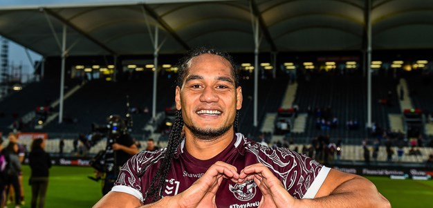 Manly without Taupau and Aloiai for clash against Warriors